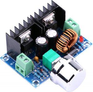 regulador voltaje hasta 5voltios